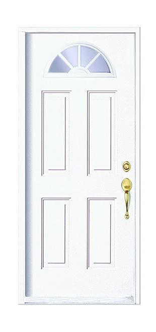 Computer image of a 4E193 Door