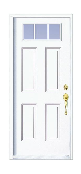 Computer image of a 4E228G door