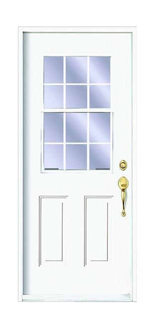 Computer image of a 6E198 vent door