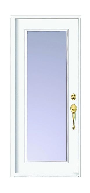 Computer image of a F134 door