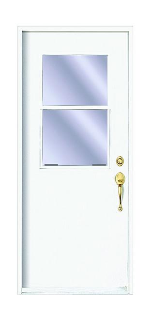 Computer image of a F190 vent door