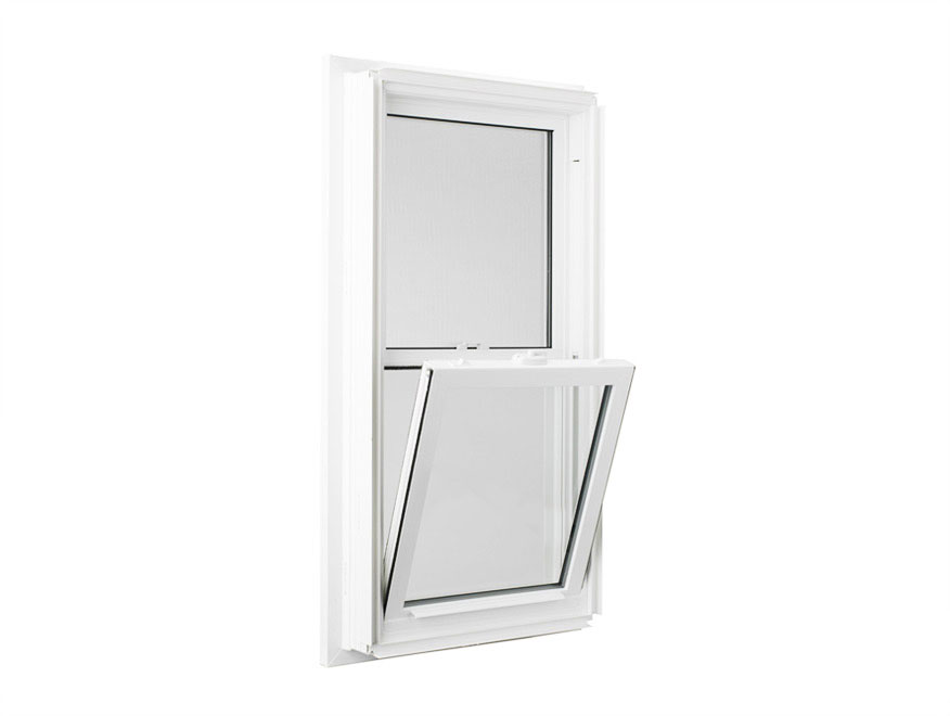 A single hung kohltech window