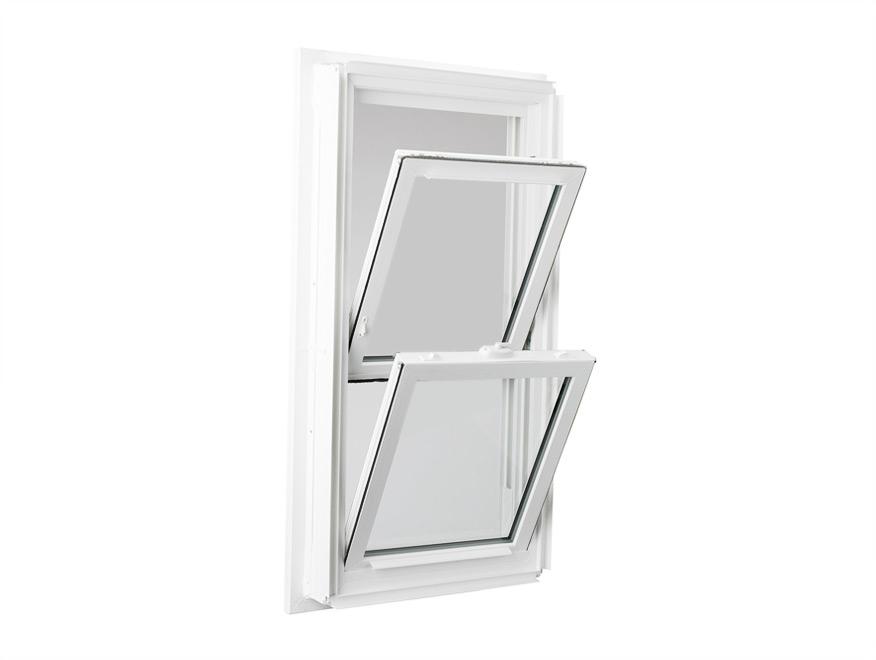 A kohltech Double Hung Window