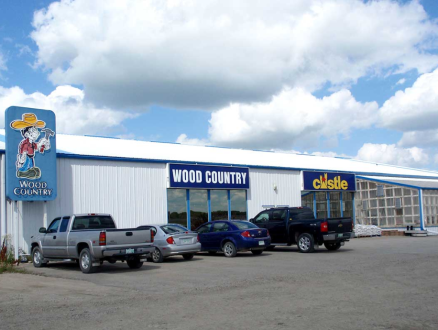 Wood Country McLean Store Front
