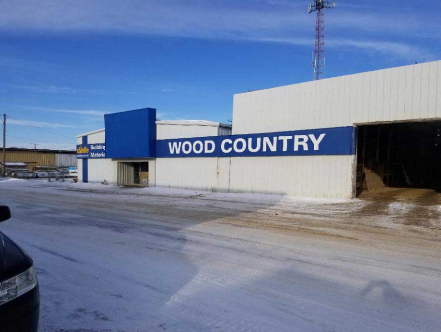 Wood Country Tisdale