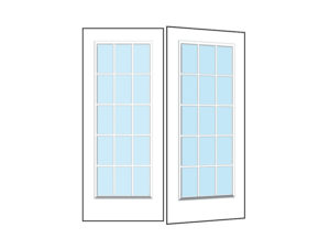 These Doors Feature One Side Operating With A Venting Unit On The Other  Side. These Systems Help Connect Any Room In Your Home Seamlessly And  Beautifully ...