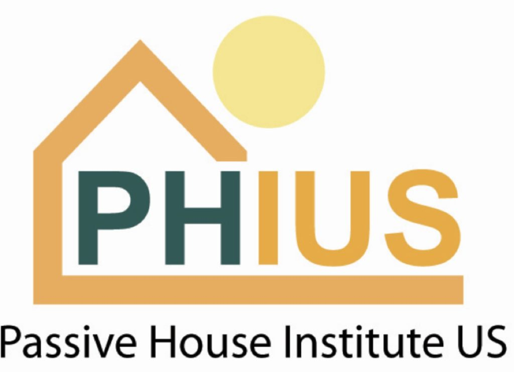 Passive House Institute of United States logo