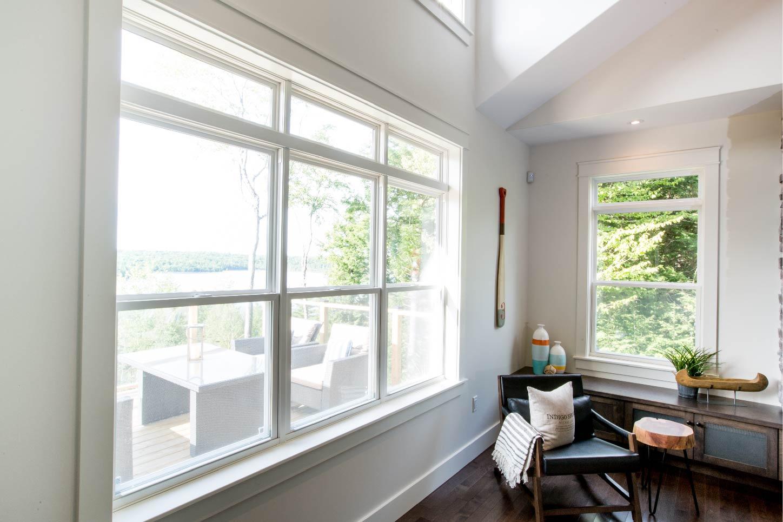 large single hung windows