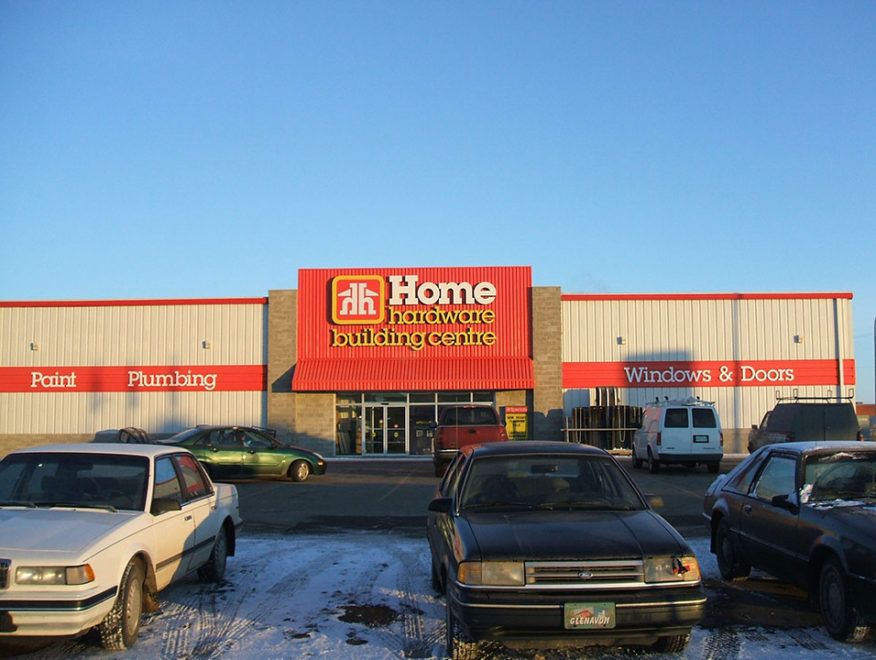 A. Myrowich Home Hardware exterior picture