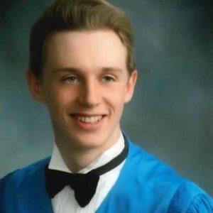 Mitchell Collins Graduation Picture