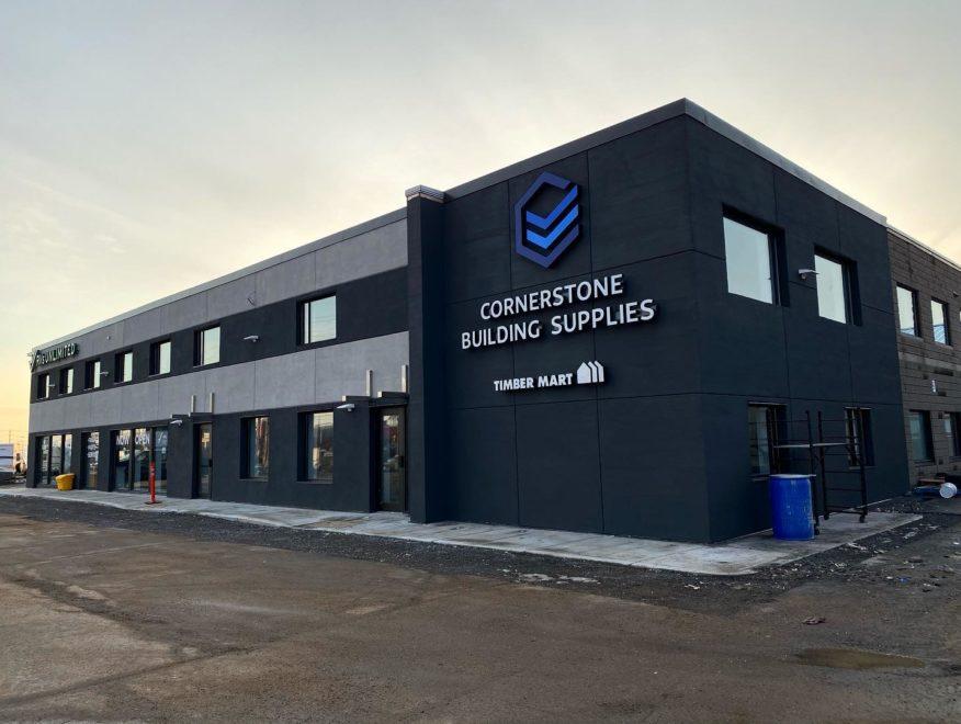 Cornerstone Building Supplies