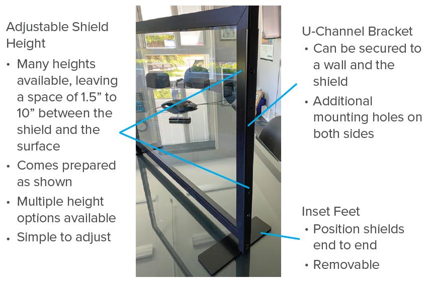 Shield Mounting Hardware