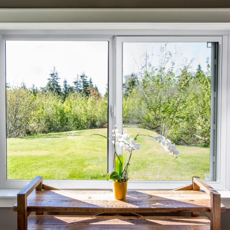 Large Glider Window