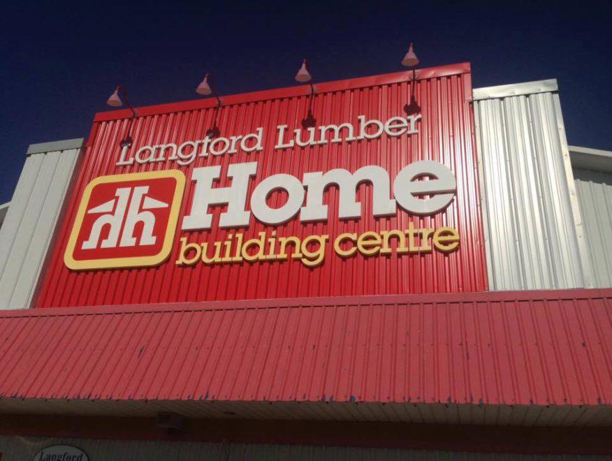 Langford Lumber Home Hardware Building Centre